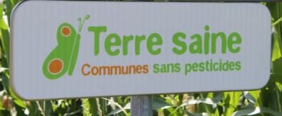 Label Terre Saine commune sans pesticides