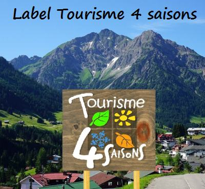 Logo Label 4 saisons